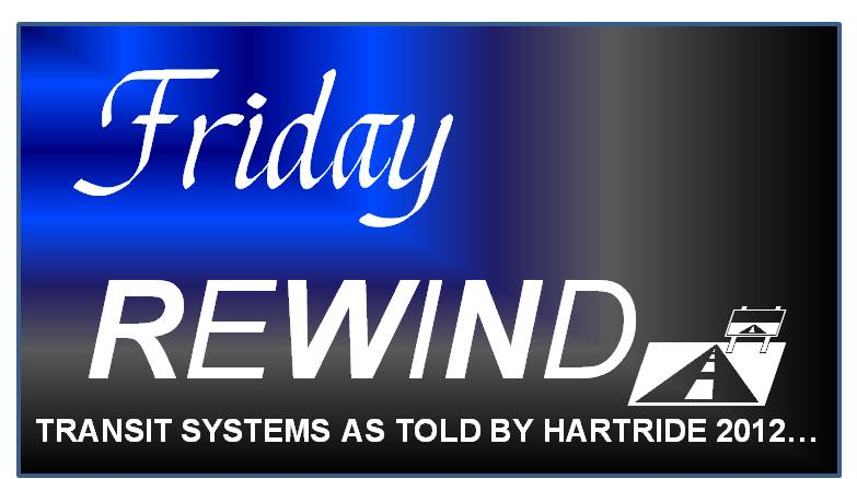 Friday Rewind – Route 19 Late-Night Service | The Global ...