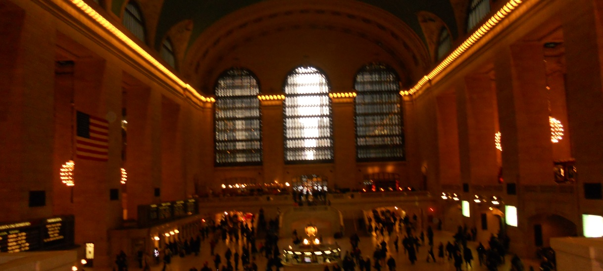 New York City's Grand Central Terminal turns100!