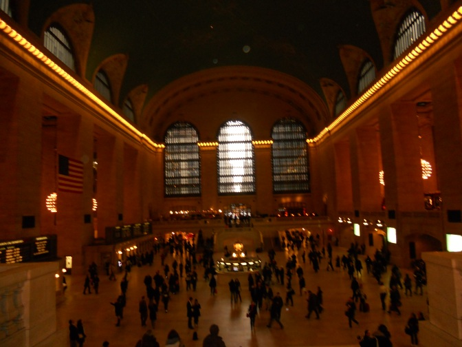 New York City's Grand Central Terminal turns 100!