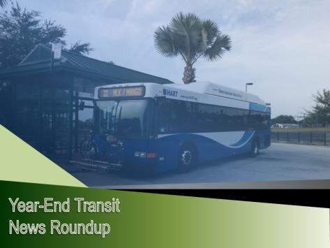 Year-End Transit News Roundup - 2015 Banner