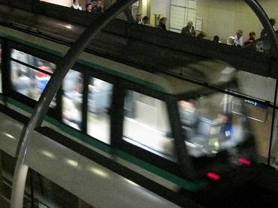 Photo courtesy of Beno.http://beno.org.uk/train/paris.html