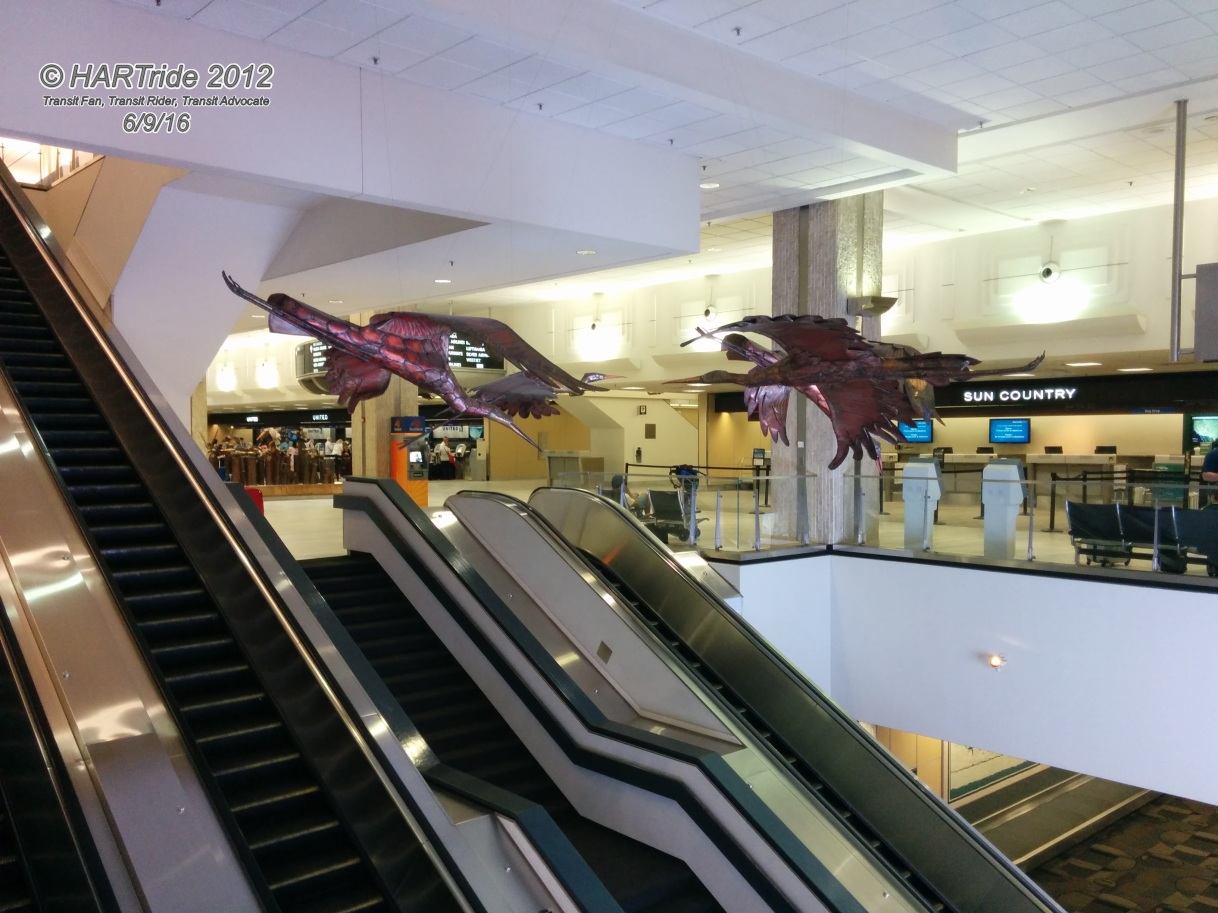 Tampa International Airport Information