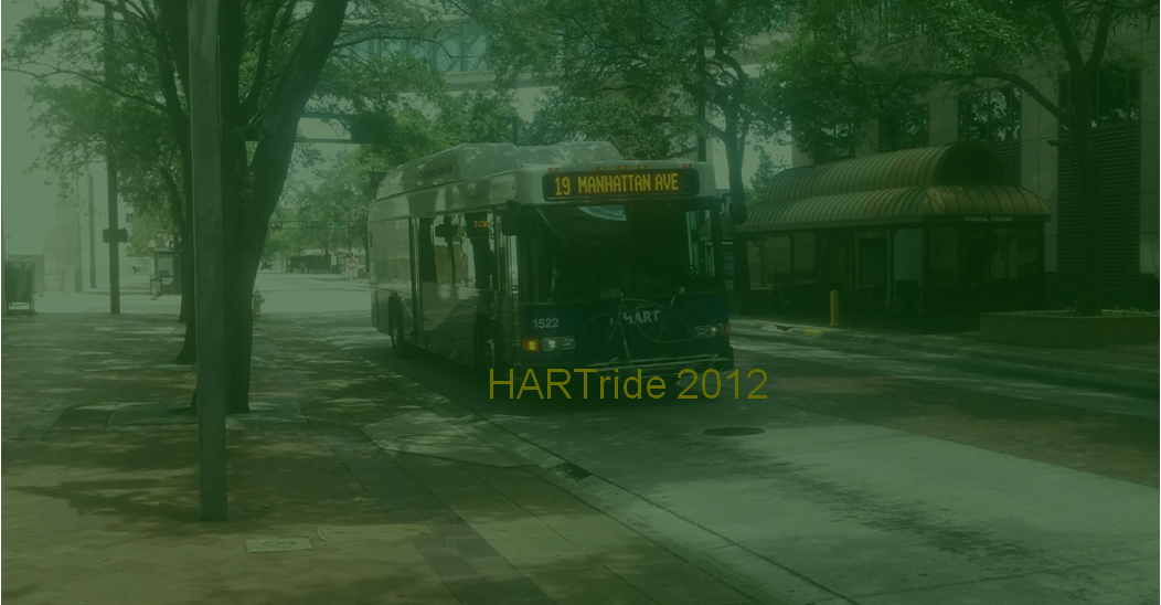 HART Service Changes – Effective 3/26/17