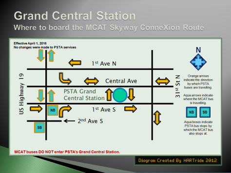 Grand Central TC - MCAT Stops - Custom