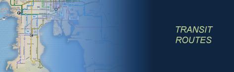 HART Transit Routes Banner