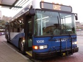#1008 at the Marion Transit Center. Photo taken by HARTride 2012. May, 2010.