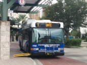 1702 at Marion Transit Center, Route 1.