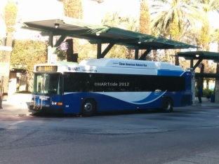 1601 at Marion Transit Center, Route 12.