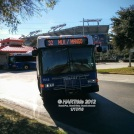 #1513 pulling out of the West Tampa Transfer Center.