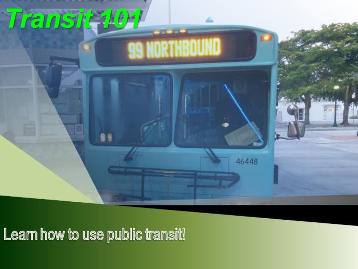 Transit 101 Cover 1