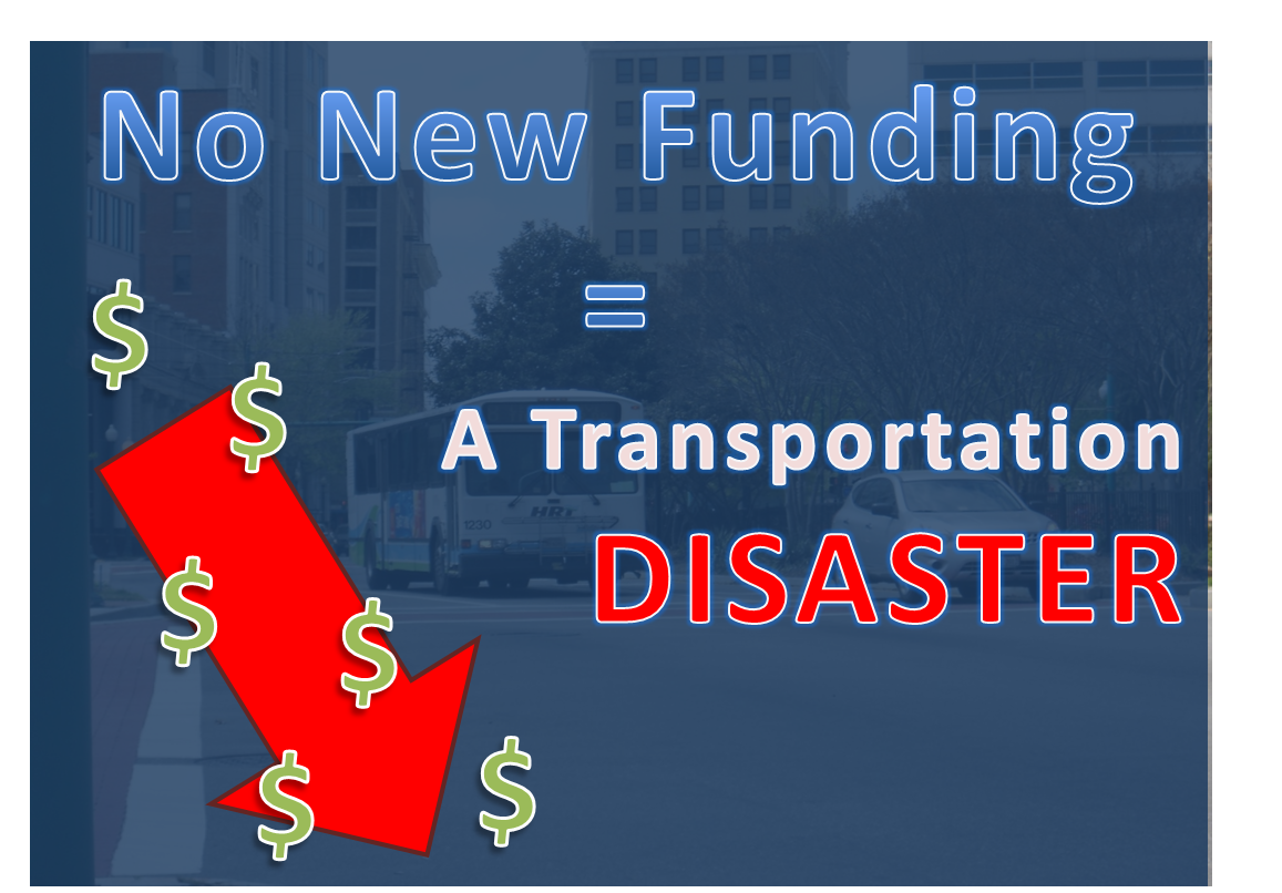 Transportation Trust Fund blog post logo