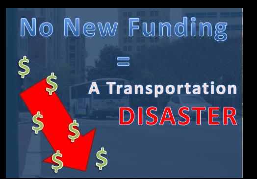 Transportation Trust Fund blog post logo