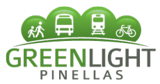 The Greenlight Pinellas Logo. Credit: Greenlight Pinellas/PSTA.