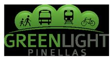 The Greenlight Pinellas Logo. Credit: Greenlight Pinellas/PSTA.