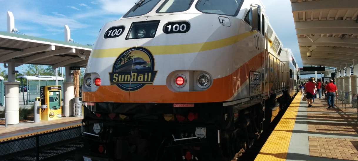Transit Tourism – Orlando, FL via SunRail – Part 1