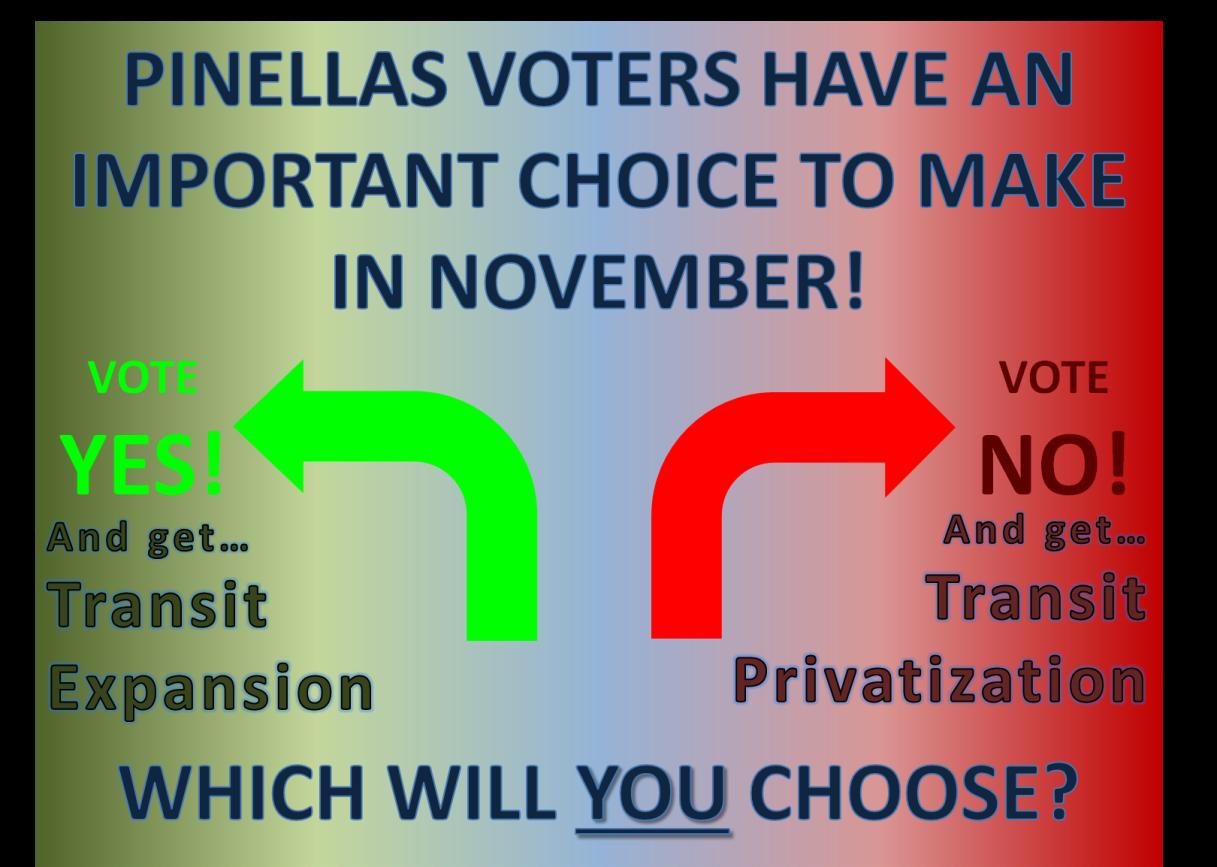 YES! I voted, haveyou?