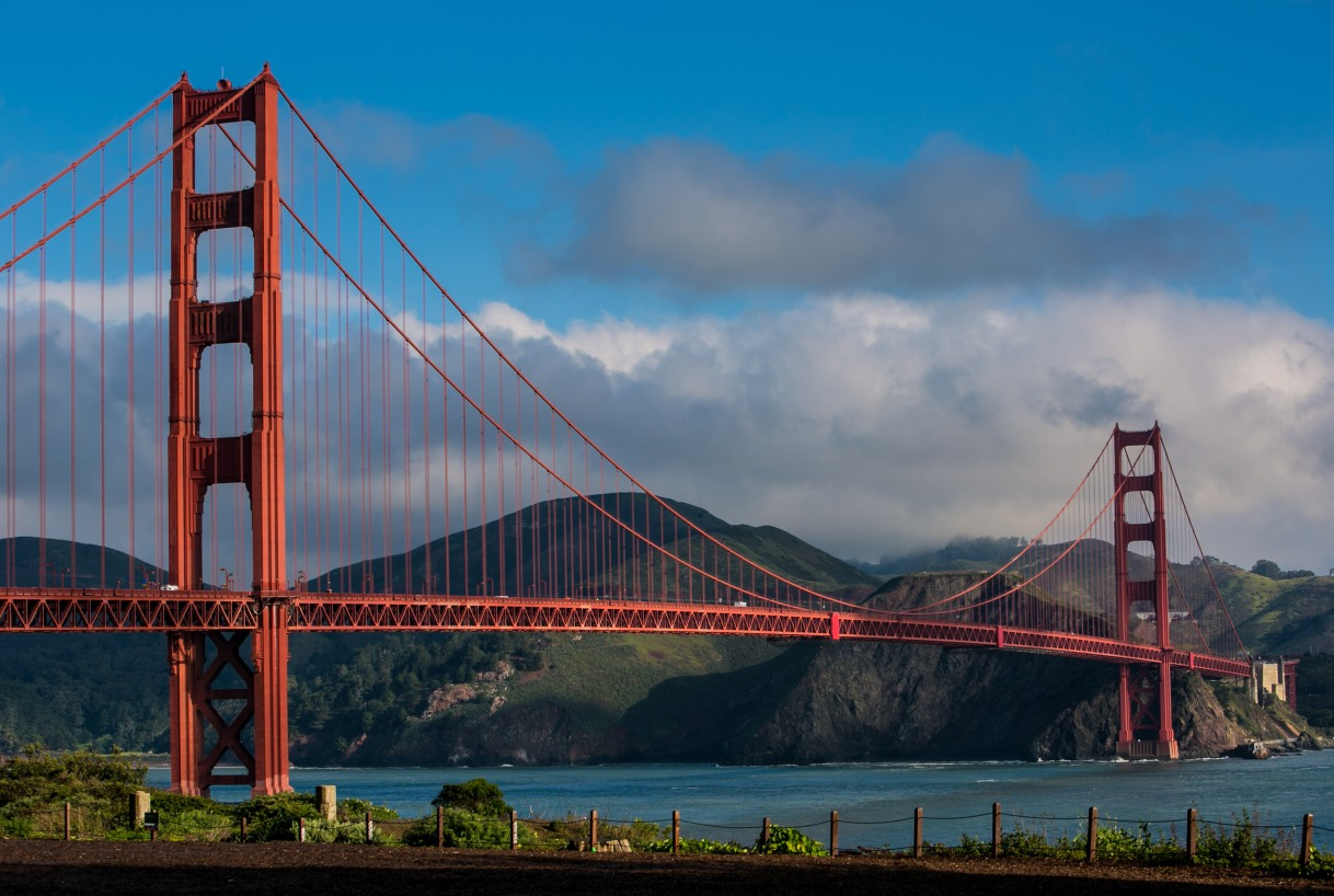 The Golden Gate Bridge Is Getting Its First SuicideNets