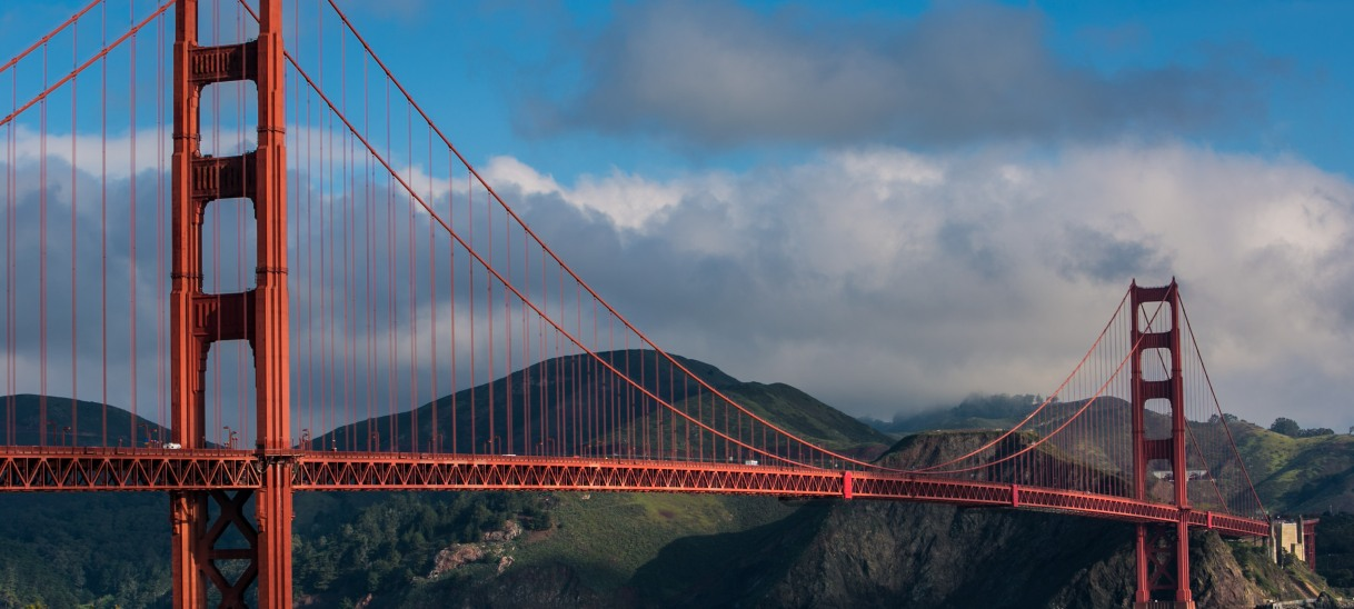 The Golden Gate Bridge Is Getting Its First Suicide Nets