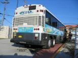 #2303 at the HART Marion Transit Center, Route 300X. Photo Credit: Carlos A.