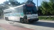 #2301 springs up at the Marion Transit Center, Route 300X. Photo Credit: Carlos A.