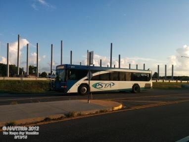 #2601 heading towards Pinellas Park.