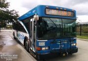 #2113 at the 34th St N/PSTA Facility Transfer Platform on Route 11 to Roy Hanna Dr/Pinellas Point.