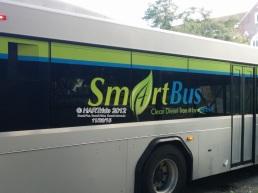"""Smartbus"" wording."