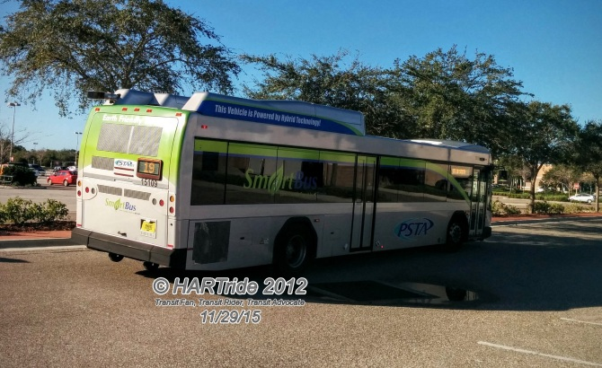 #15109 also winds up at Clearwater Mall.