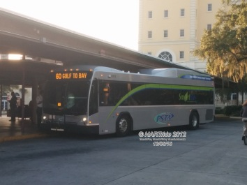 #15112 at the Park St Terminal.