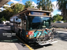 #55344 (also pictured above) at the Downtown Sarasota Transfer Center.