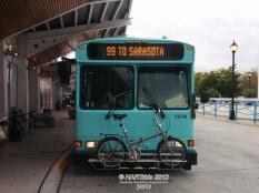 #50741 at the Downtown Bradenton Station.