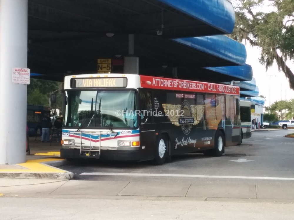 Volusia County Transit