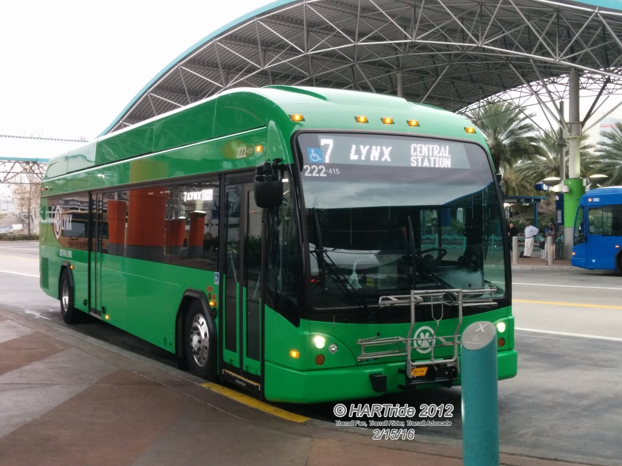LYNX and HRT Service Changes – Effective 8/28/16