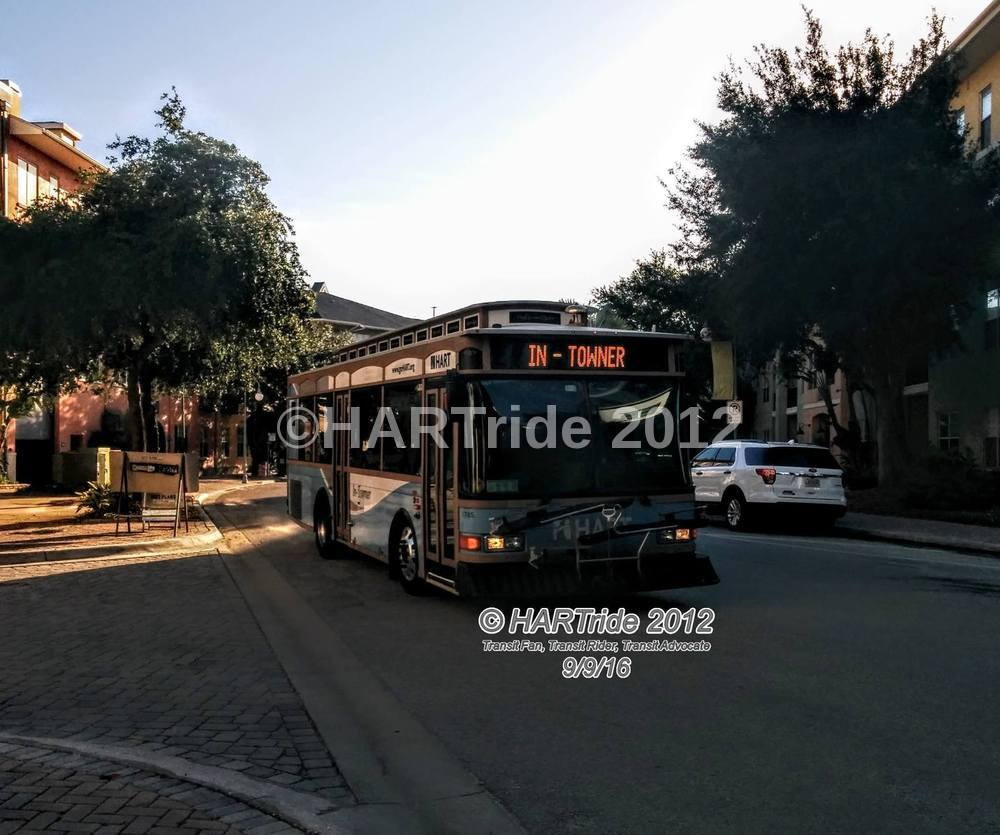 HART Route 97 makes a comeback on 12/10/16