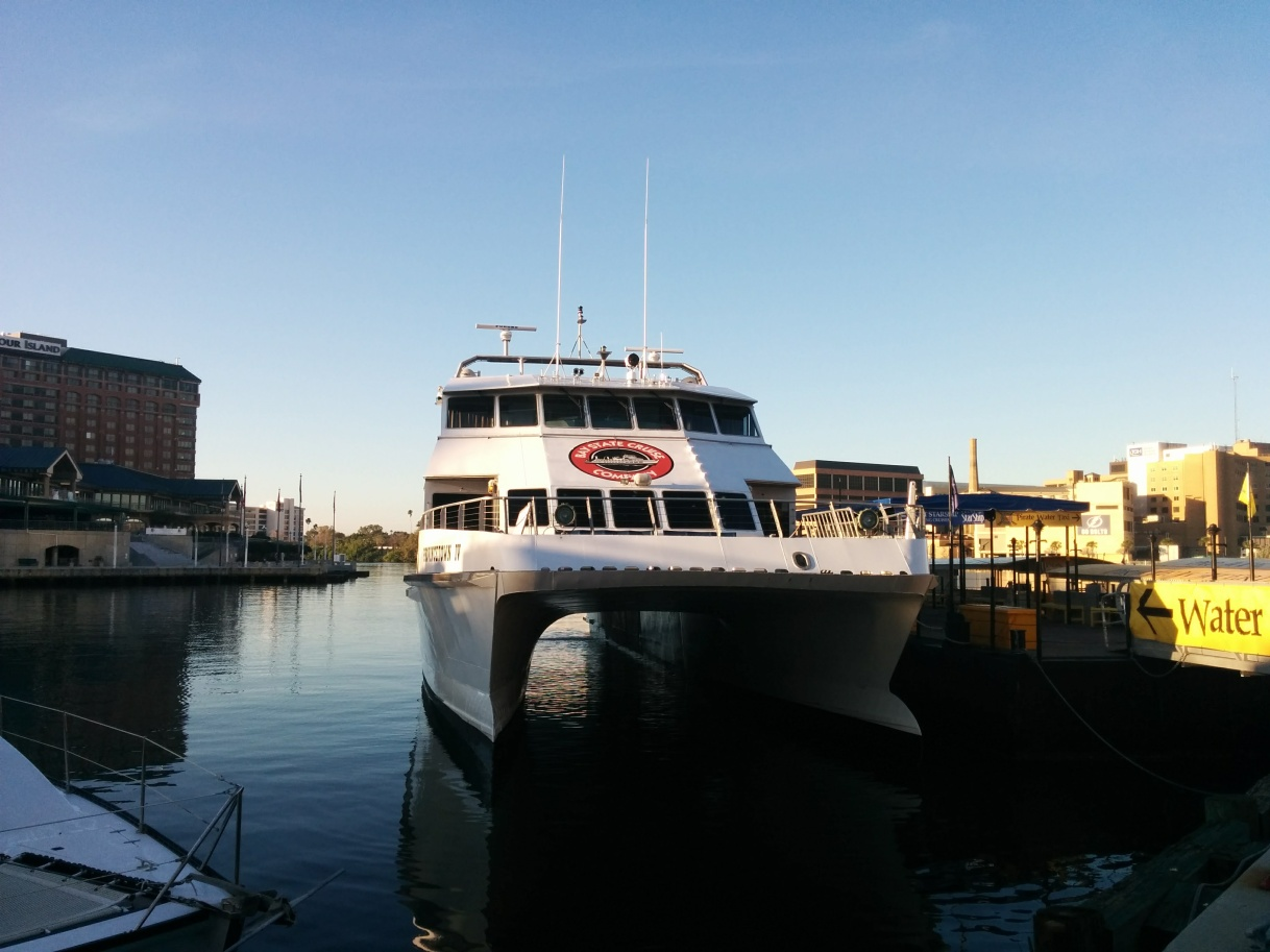 Cross-Bay Ferry – What did we learn?