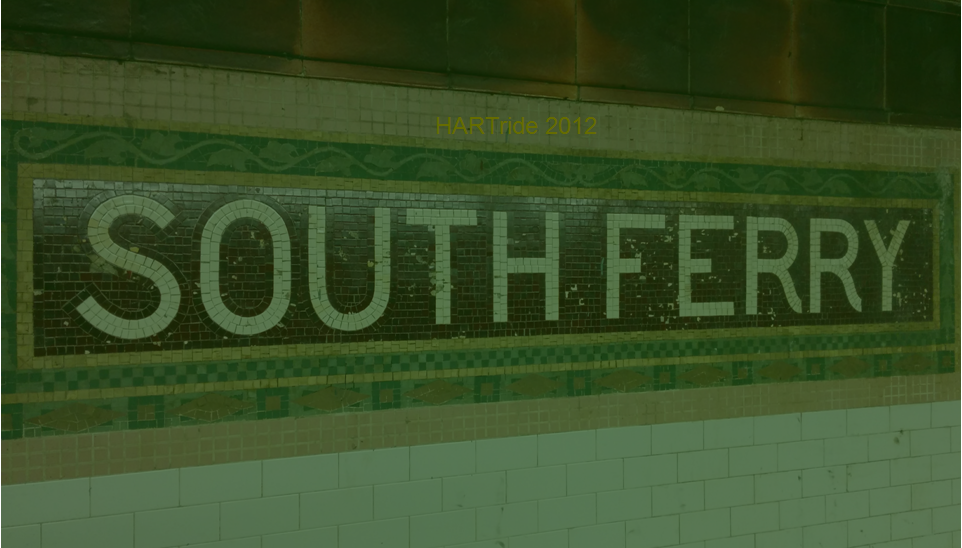 "Farewell to the Loops! ""Newer"" South Ferry Station Reopens!"