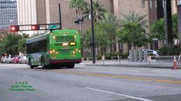 #1205 passes by. Photo Credit: Carlos A.