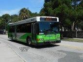 #1206 leaving the MTC. Photo Credit: Carlos A.