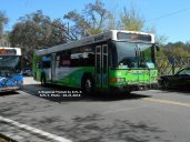 #1202 pulls out of the University Area Transit Center (UATC). Photo Credit: Carlos A.