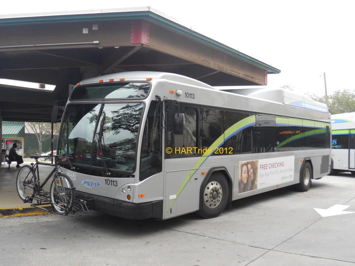 PSTA Bus Fleet – September,2018