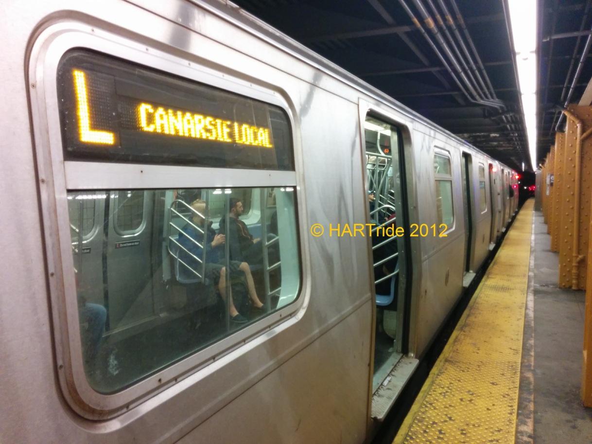 NY MTA (L) Shutdown – What'sNext?