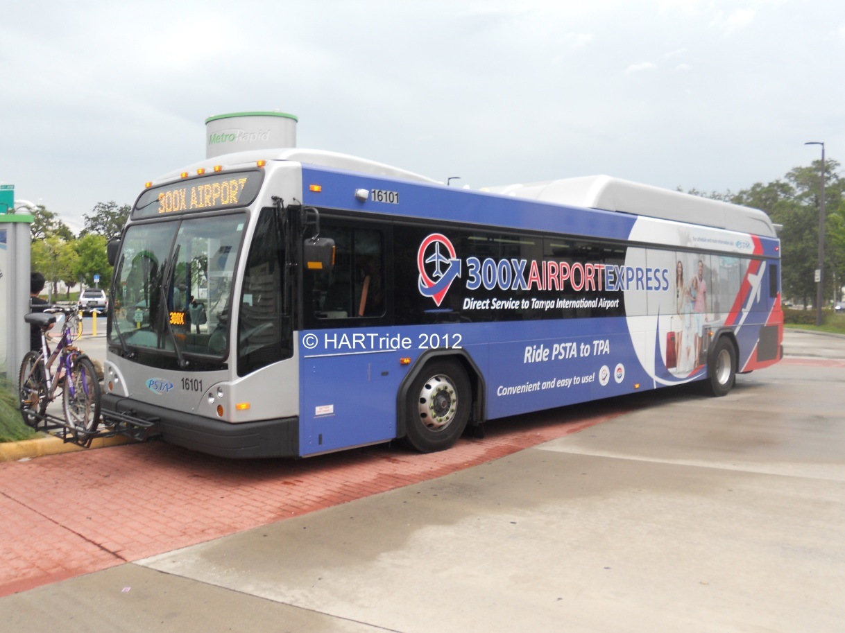 PSTA Express Routes Revisited
