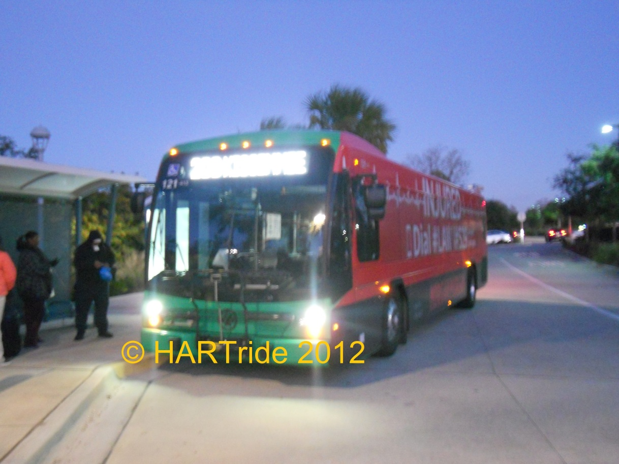 HART, JTA, & LYNX Spring Service Changes