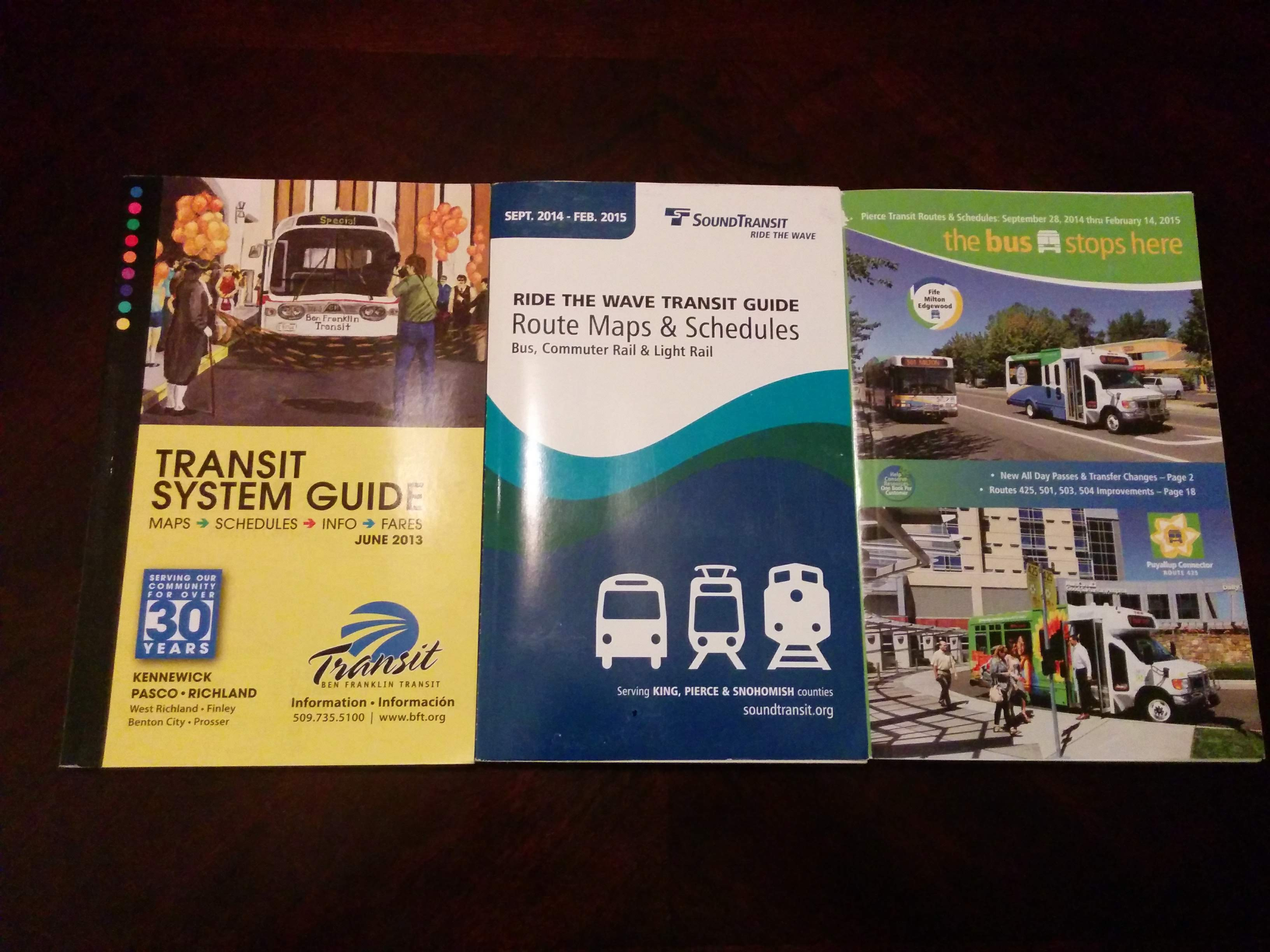 The Transit Museum by HARTride 2012 – The Global Transit Guidebook