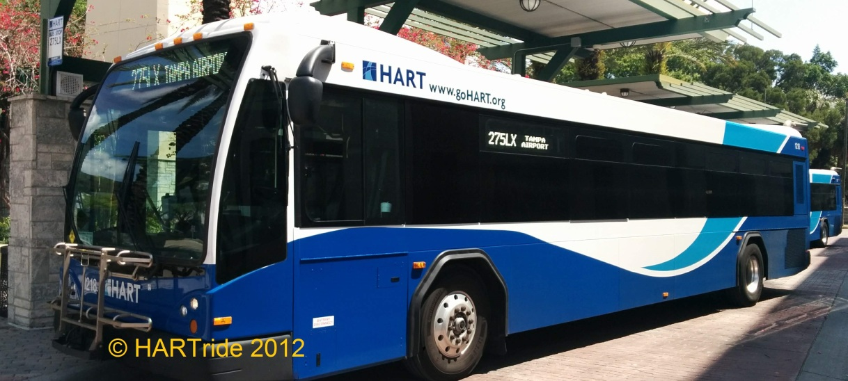 HART July 4th Holiday Service & July Service Changes