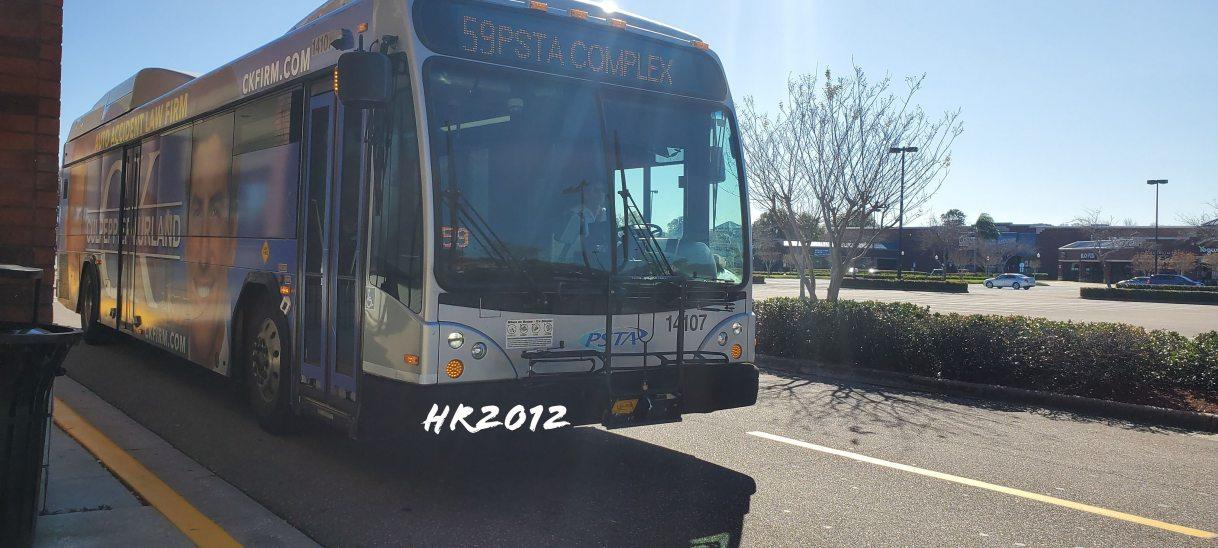 PSTA Active Transit Vehicles (Revised06/24/20)